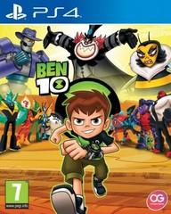 PS4 Ben 10 (русская документация)