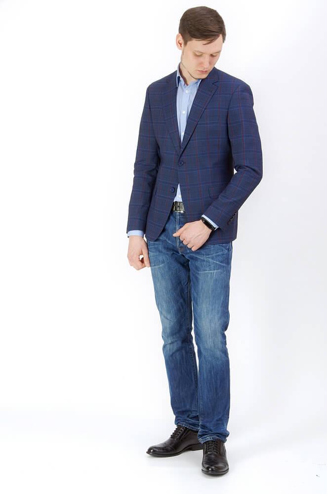 Пиджаки Slim fit CESARI MARIANO / Пиджак Slim Fit IMGP9409.jpg