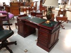 Стол письменный MJ-489 (MK-2438-AN) Вишня