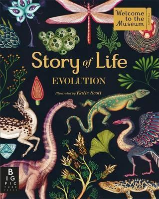 Kitab Story of Life: Evolution | Katie Scott