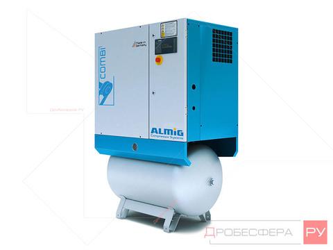 Винтовой компрессор ALMiG COMBI-8/270/8 бар