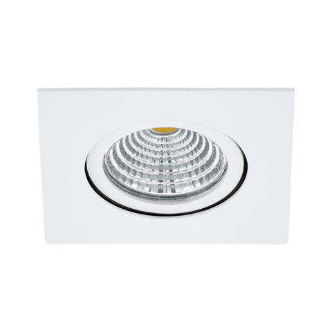 Светильник светодиодный встраиваемый диммируемый c регулировкой Eglo SALICETO 98302