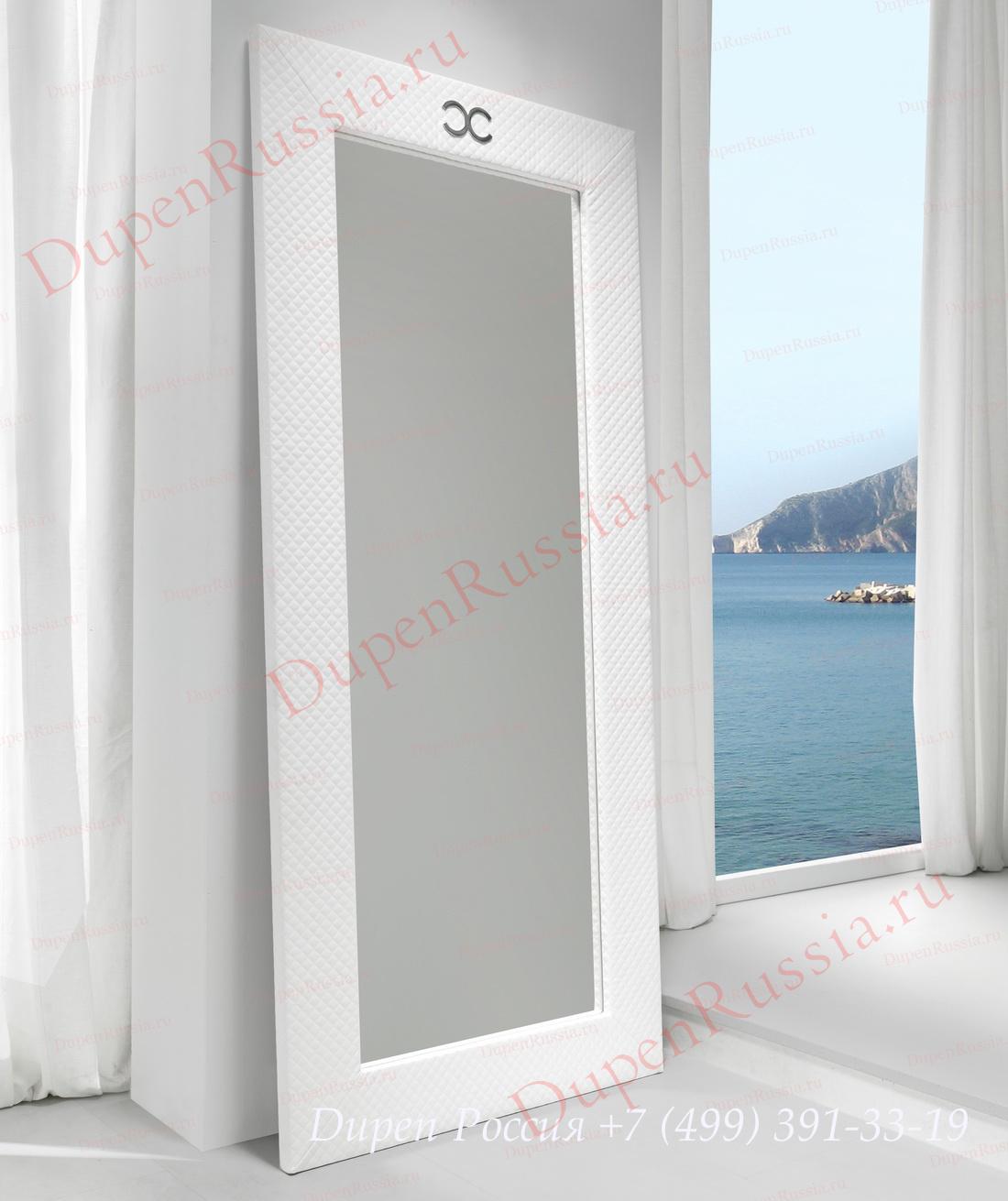 Зеркало DUPEN (Дюпен) E-81 Белое