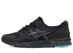 Кроссовки Мужские Asics GEL LYTE V Black Blue Speck