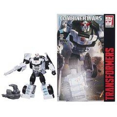 Робот - трансформер Делюкс  Проул (Prowl) с Комиксом - Комбайнер Ворс, Hasbro