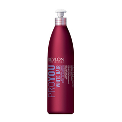 Revlon Professional Pro You White Hair Shampoo - Шампунь для блондированных волос