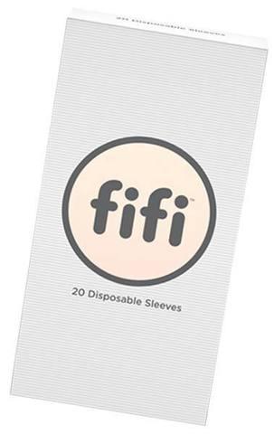 Комплект насадок для мастурбаторов FIFI MALE №20 (20 шт.)
