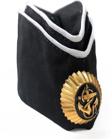 Пилотка ВМФ с кокардой