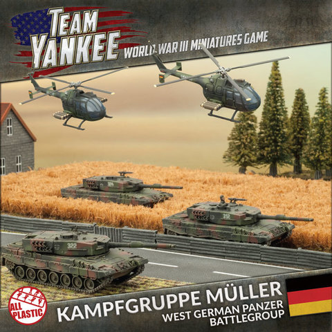 Kampfgruppe Muller (Plastic Army Deal) - 2017