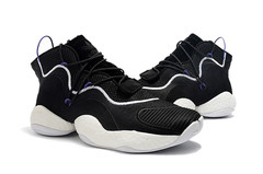adidas Crazy BYW LVL 1 'Black/White'