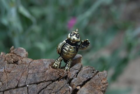 Кулон Черепах
