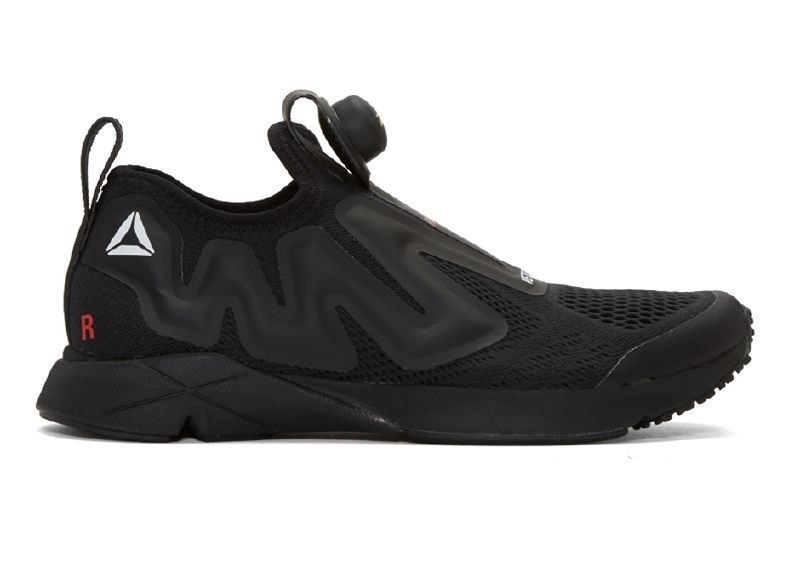 Vetements x Reebok Pump Black (011)