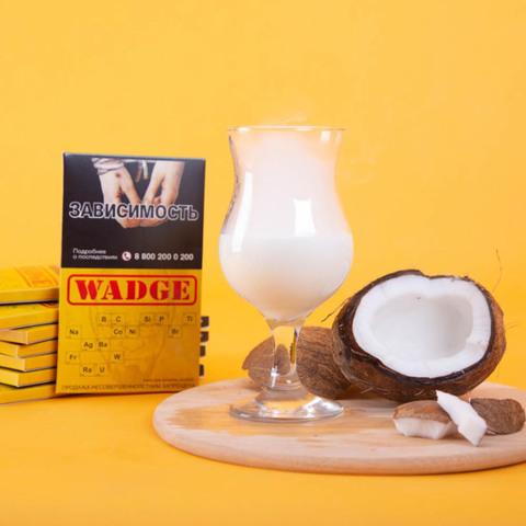 Табак Wadge Titanium Coconute Milk 100 г