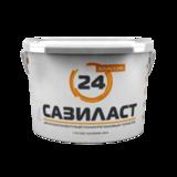 Полиуретановый герметик Сазиласт 24 16,5 кг