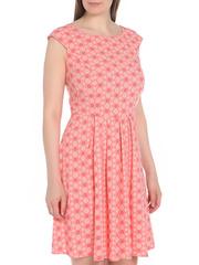 WD2713F-1 платье женское, розовое