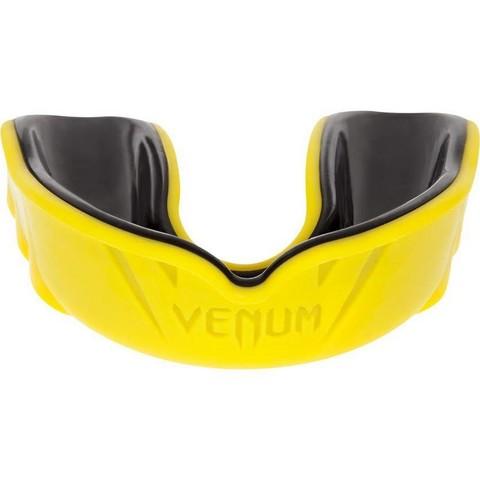 Капа Venum Challenger Mouthguard - Yellow/Black