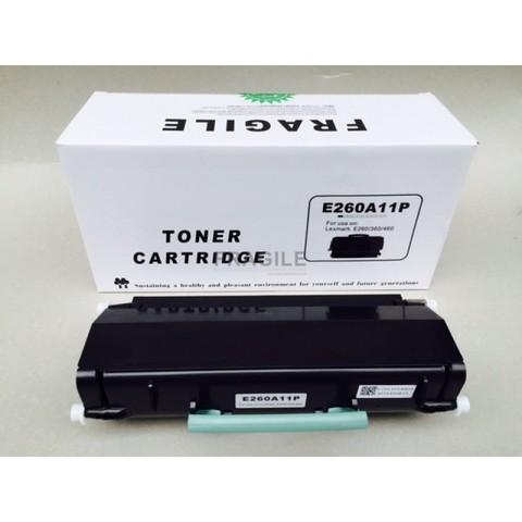 Картридж SAKURA E260A21E для Lexmark E460dn, E460dw, E360dn, E360d, E260d, E260, E462dtn, черный, 3500 к.