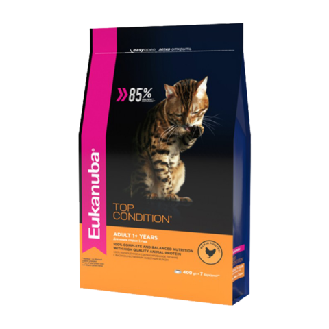 Eukanuba Adult Top Condition Сухой корм для взрослых кошек