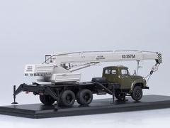 ZIL-133GYa KS-3575A Truck Crane khaki-gray Start Scale Models (SSM) 1:43