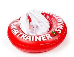 Круг для плавания SWIMTRAINER classic, красный (от 3 месяцев до 4 лет, новички)