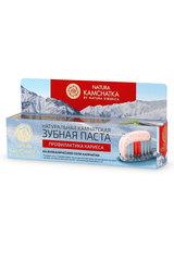 Натуральная камчатская зубная паста Для профилактики кариеса Natura Siberica