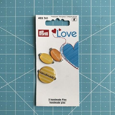 Эмблемы Handmade. Prym Love. (Арт. 403741)