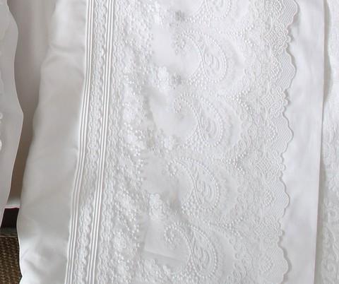 Постельное белье Gelin Home  SAL крем евро
