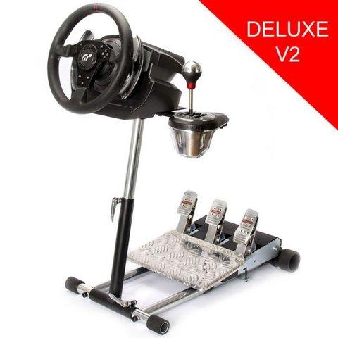 Стойка для игрового руля Wheel Stand Pro V2 Deluxe для