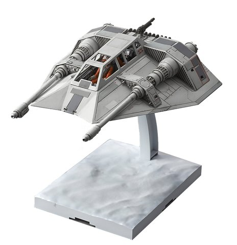 Star Wars 1/48 Scale Model Kit Snowspeeder