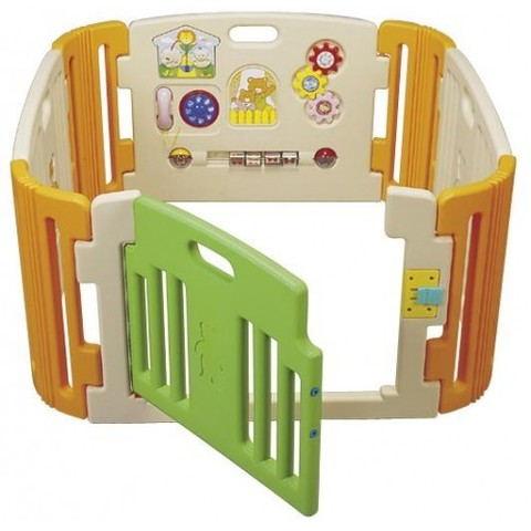 HNP-734M Манеж детский с музыкальной панелью (стандарт)