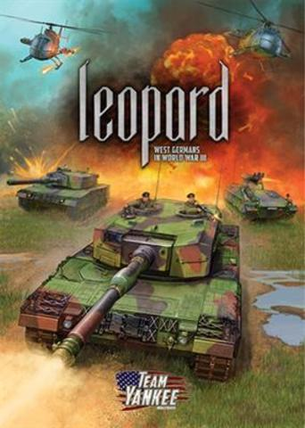 Leopard (Hardcover, 48 pages)