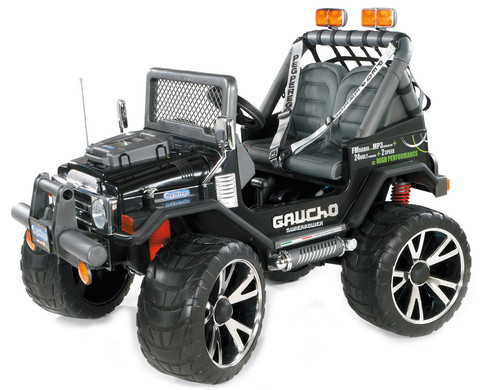 Детский электромобиль Peg Perego Gaucho SuperPower IGOD0502