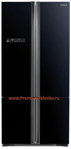 Холодильник Hitachi R-WB 732PU5 GBK