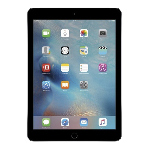iPad 5 Wi-Fi + Cellular 128Gb Space Gray - Серый космос