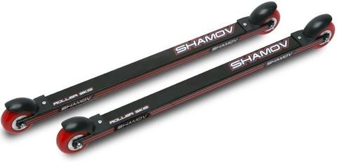 Лыжероллеры коньковые Shamov 00-1 тип Start, полиуретан, диаметр 71мм