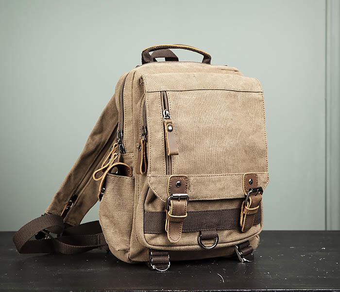 BAG476-2 Городской повседневный рюкзак с USB зарядкой фото 01