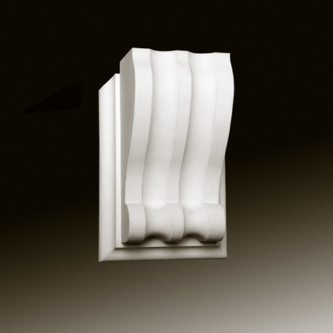 Модильон Европласт из полиуретана 4.08.301, интернет магазин Волео