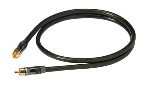 Real Cable ESUB, 5m, кабель сабвуферный