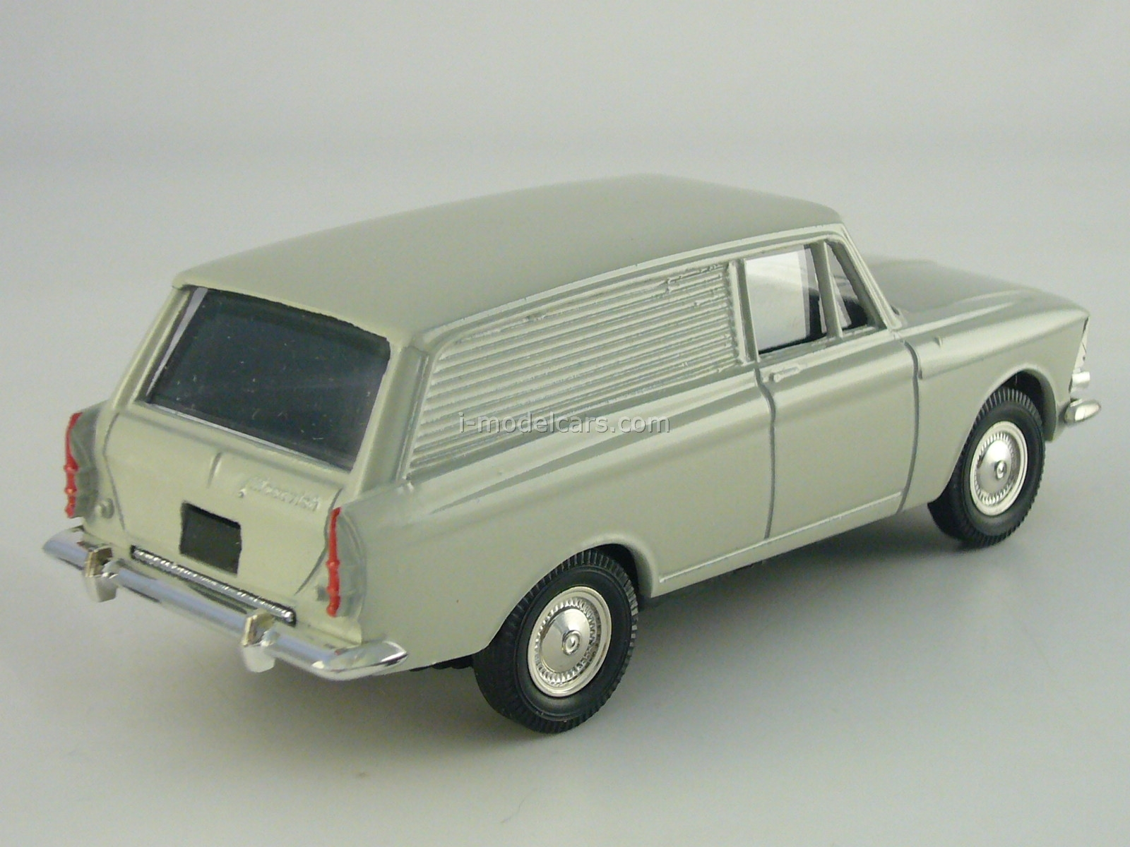 Moskvich-433 gray 1:43 Agat Mossar Tantal