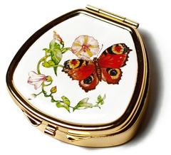 Бальзам для губ в футляре «Бабочка», Andrea Garland