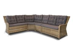 Плетеный диван 4sis Бергамо