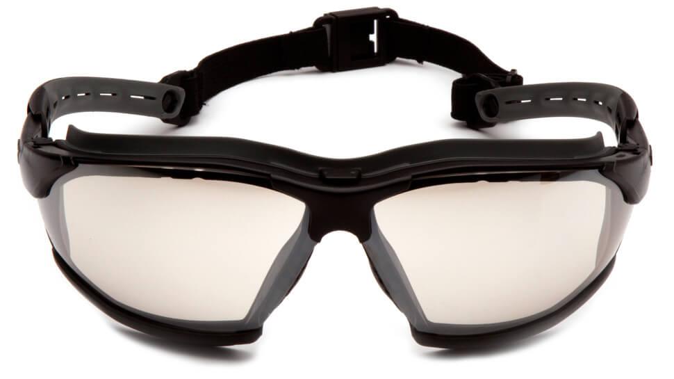 Очки баллистические тактические Pyramex Isotope GB9480ST Anti-fog зеркально-серые 50%