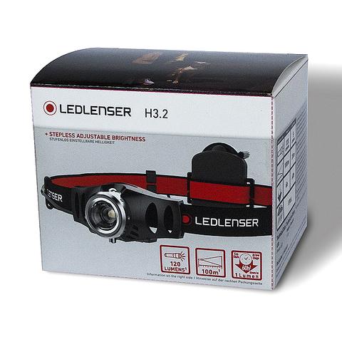 фонарь налобный Led Lenser H3.2