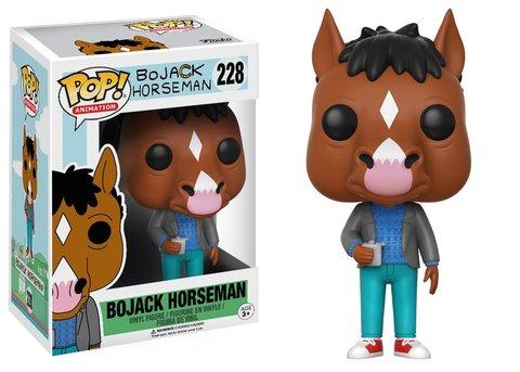 Bojack Horseman Funko Pop! Vinyl Figure || Боджек Хорсман