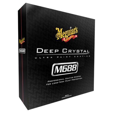 Защитное «Керамическое» покрытие Deep Crystal Coating (набор) 1/6