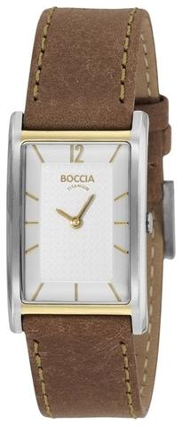 Купить Женские наручные часы Boccia Titanium 3217-02 по доступной цене