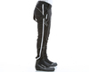 Мужской элитный лыжный костюм Craft High Function (1901716-1902368) черный