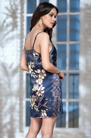 Сорочка женская MIA-AMORE BLUE-MARINE Блю Марин 8440