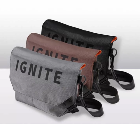 Сумка Xiaomi Ignite Sports Outdoor Shoulder Crossbody Bag Rose Gold