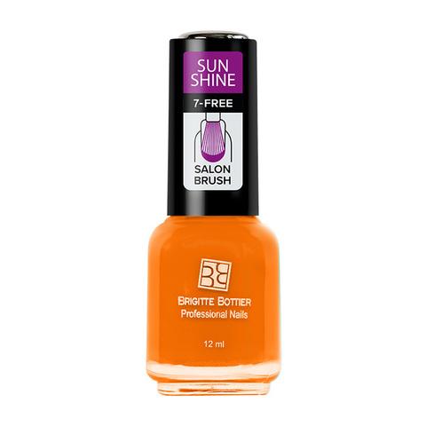 Бриджит Ботье Лак  SUNSHINE тон 11 оранжевый сочный